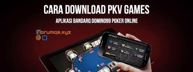 Download Dan Mainkan Berbagai Jenis Permainan Di PKV Games